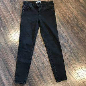 Wit and Wisdom absolution black jean size 6P